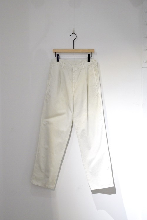 【ORDINARY FITS】BROWN PANTS/OF-P020