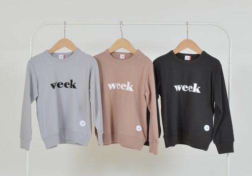 【FOV】week トレーナー  キッズ~ママ  610706
