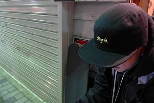 SINGOLD CAMP CAP