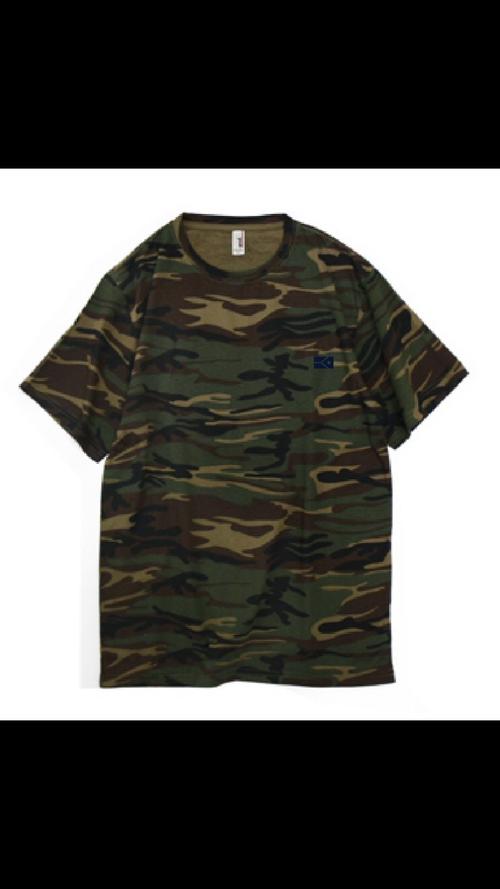 KYUS 迷彩Tシャツ