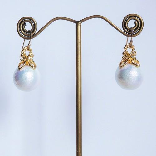 ASAMI pierced earrings