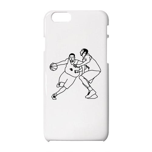 バスケ#6 iPhoneケース