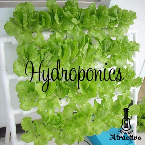 プラスチック水耕キット36スポット4パイプ 4 層家庭菜園野菜ツール水耕ラックホルダー