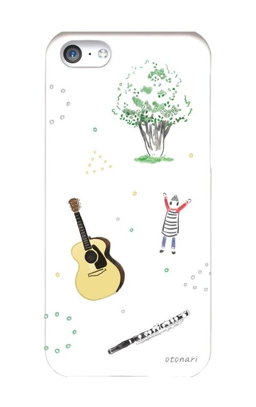オトナリiPhoneケース「LIVE!!」《iPhone5C専用》