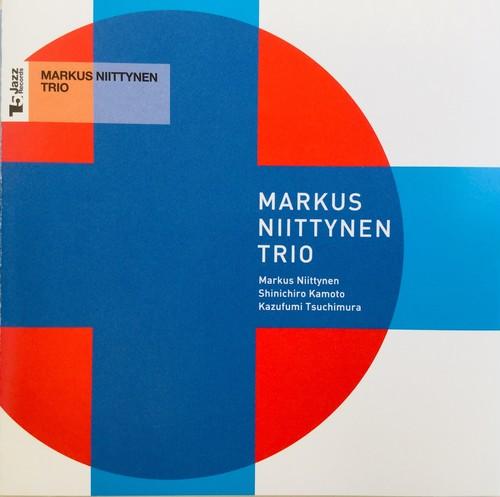 Markus Niittynen Trio (マルクス・ニーティネン・トリオ)