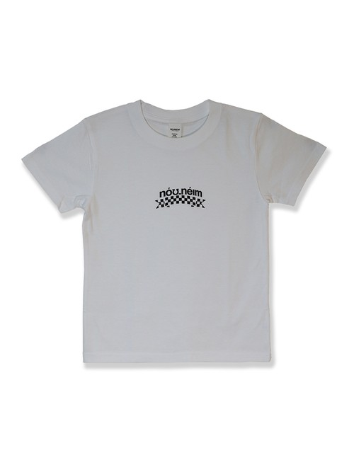 KIDS Counter Action Tee / WHITE