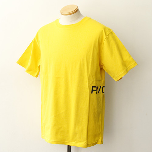 NOT A TOY RVCA SS (YELLOW)