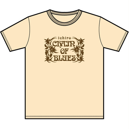 Chain Of Blues Tee (BEIGE)