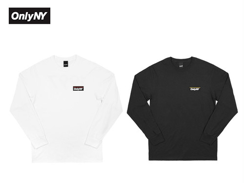 ONLY NY|Subway L/S T-Shirt