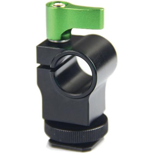 Lanparte社・HSRM-01・DJI フォローフォーカス装着対応、シュ-マウント対応15mmロッドクランプ