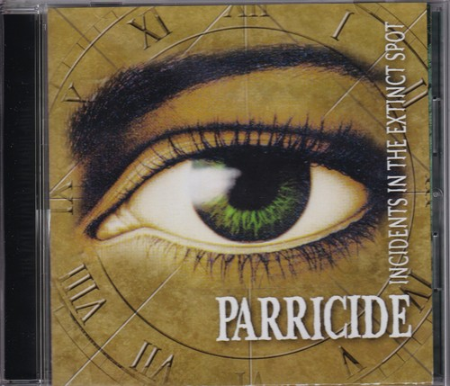 PARRICIDE (CZE) 『Incidents in the Extinct Spot + The Threnody for the Tortured』