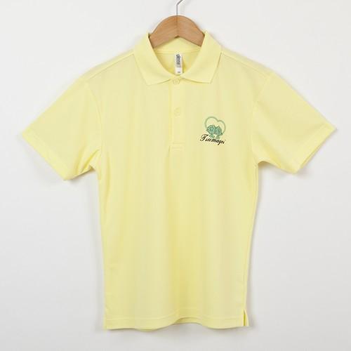 嬬キャベちゃんポロシャツ