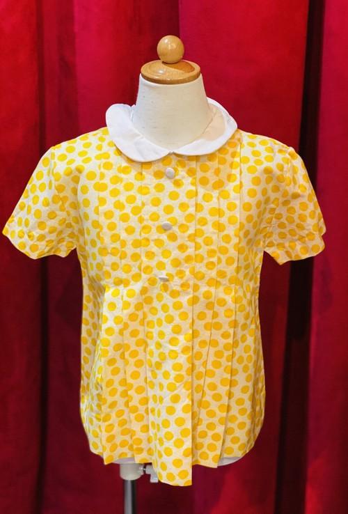 60'sVintage Kids子供服 ワンピース ブラウス