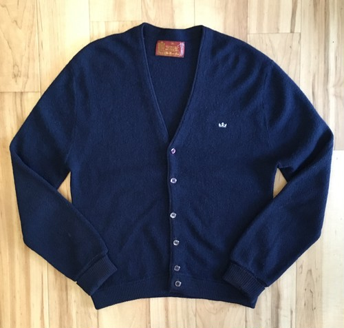 Sears KINGS ROAD Knit Cardigan