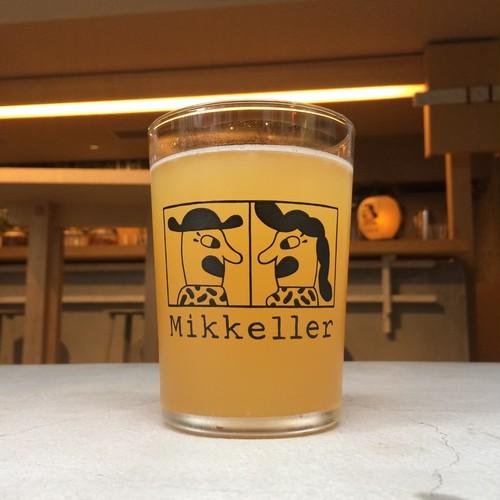 Mikkeller Logo Glass (L)