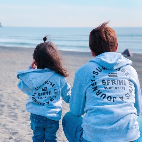 ★Kids★JOURNEY zip - Gray