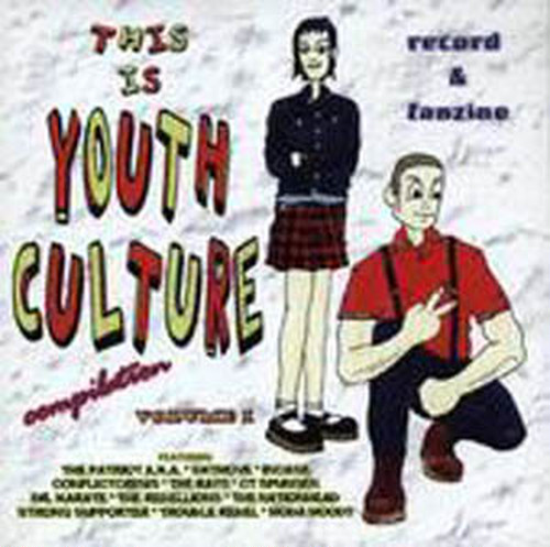 V.A - THIS IS YOUTH CULTURE VOLUME 1 CD