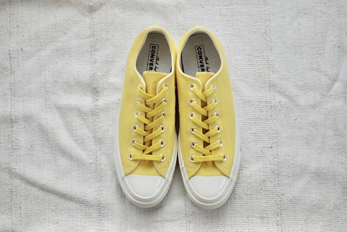 【USA企画】CONVERSE CT70 OX Desert Gold