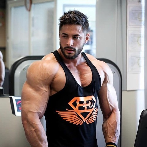 BODY ENGINEERS XA1 stringer – Black & Dutch Orange