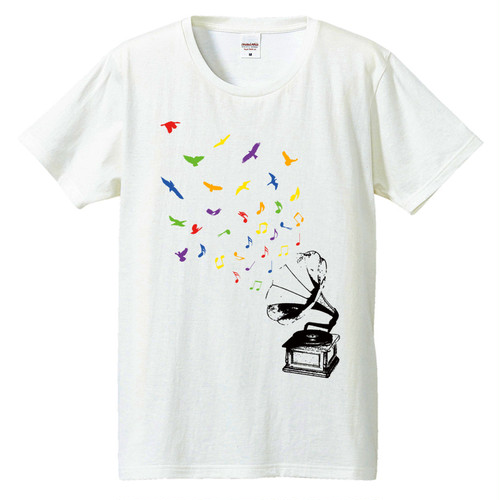 [Tシャツ] Bird's timbre