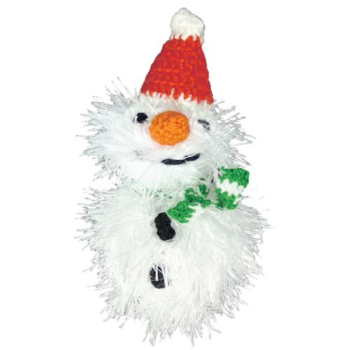 <クリスマス 数量限定> 歯みがきおもちゃ オーマロー 雪だるま