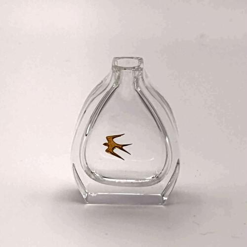 一輪挿し a bottle Bird