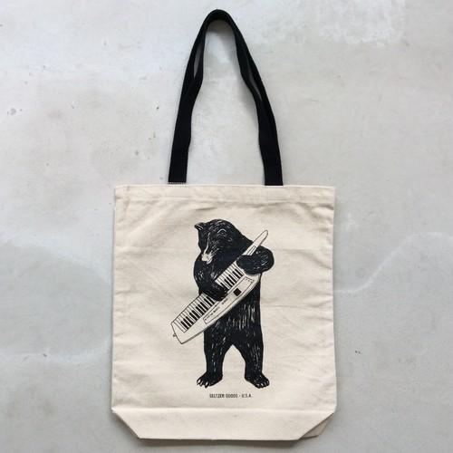 Bear Keytar Tote【SELTZER GOODS】