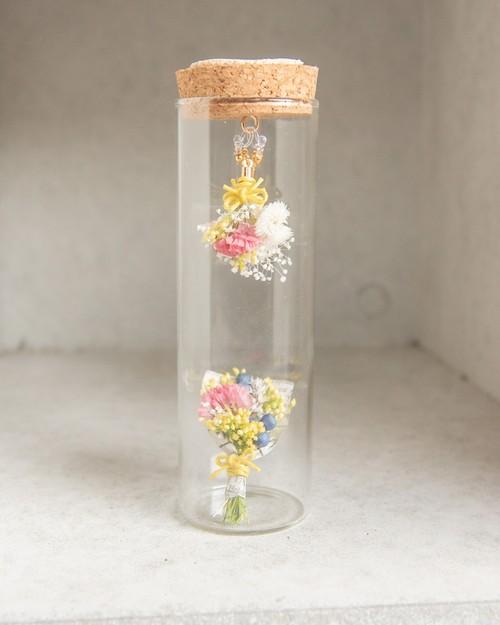 Baby's  bouquet earring bouquet set #9