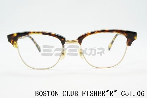 """【正規取扱店】BOSTON CLUB(ボストンクラブ) FISHER""""R"""" col.06"""