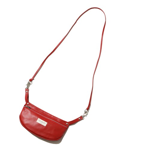 APRON BAG - SMALL (RED) / RUDE GALLERY