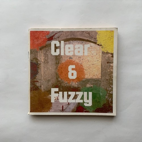 clear & fuzzy, 1999    /   Mterial for Walls   /   David Tremlett