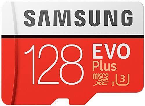 【128GB】Samsung EVO Plus microSDカード【並行輸入品】