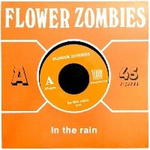 "FLOWER ZOMBIES ""S-T"" / 7inch"