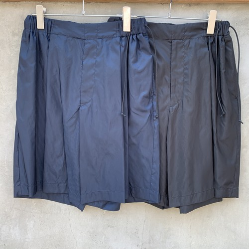 "my beautiful landlet  ""nylon ripstop short pants"""