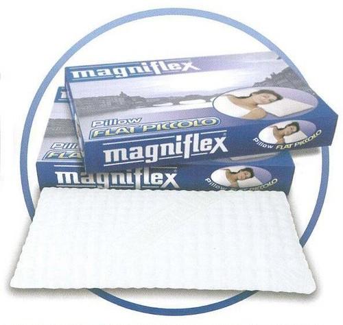Magniflex マニフレックス ピロー フラットピッコロ (枕カバー付)