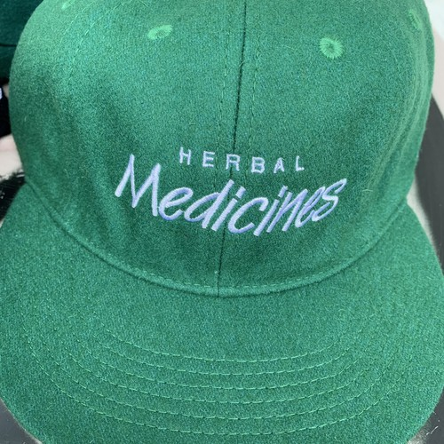 HERBAL medicine cap/tacomafuji records