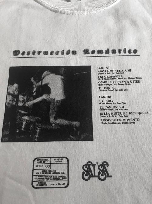 Destrucción Romántico L/S T-Shirts