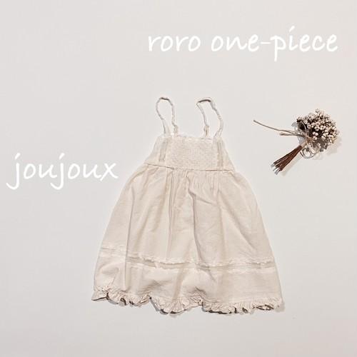 『翌朝発送』roro one-piece〈BANANA J〉