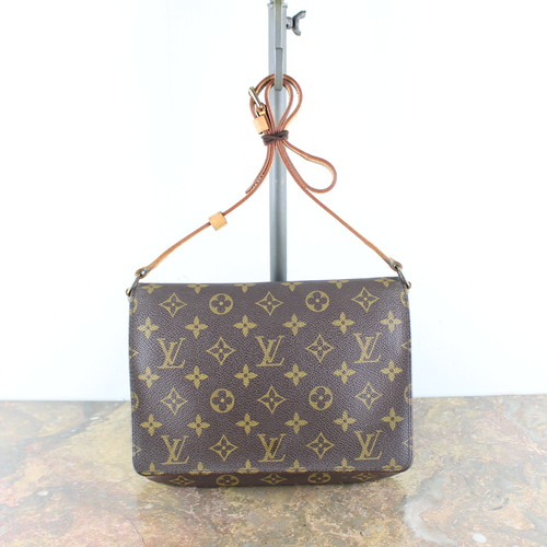 .LOUIS VUITTON  M51257 SP0041 MONOGRAM PATTERNED SHOULDER BAG MADE IN FRANCE/ルイヴィトンミュゼットタンゴモノグラム柄ショルダーバッグ2000000053097