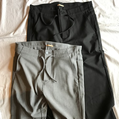 FRENCH RELAX PANT (LAMOND)