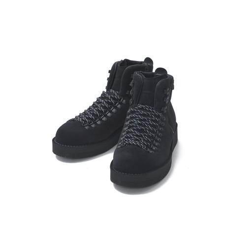 WM × DANNER SUEDE BOOTS [Mountain Light]-BLACK