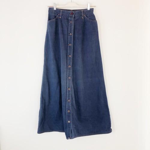 Lev's Orangetab skirt
