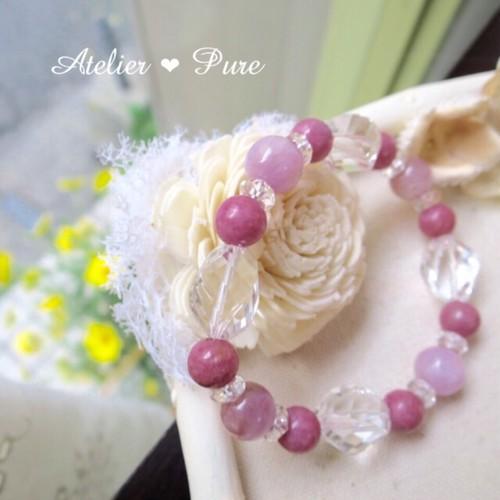 可愛い!桜スカッシュ ブレス