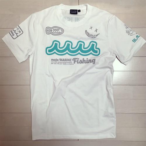 【muta × BLAUSEA 】コラボTシャツ