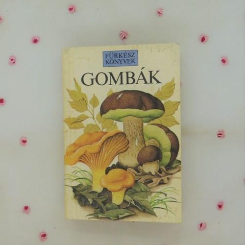 ハンガリーのポケット図鑑:::  きのこ-GOMBAK-