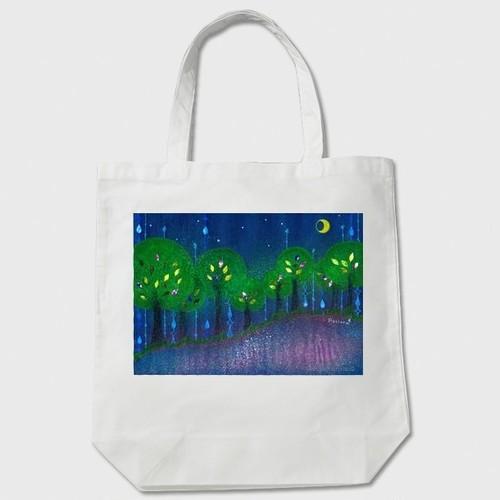 「森の唄」トートバッグ