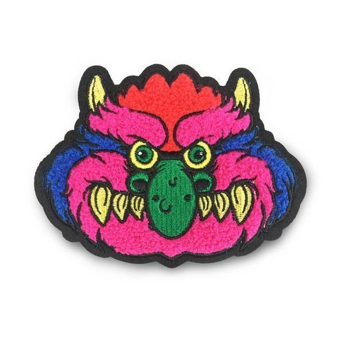 "Creepy Co.""MY PET MONSTER™ CHENILLE PATCH"""
