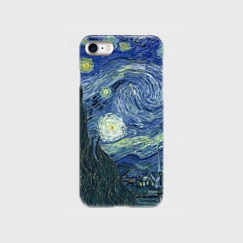 The Starry Night Cover