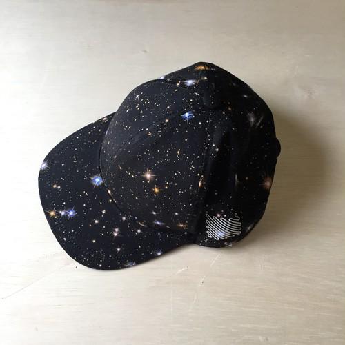 "NEON SIGN  ""cosmo milky cottontwill cap"""