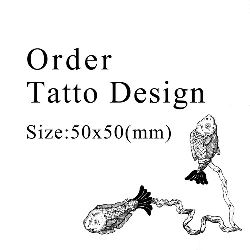tatto design 〈order〉